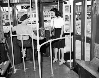 Detroit Transit History Info Pcc Interior Photos