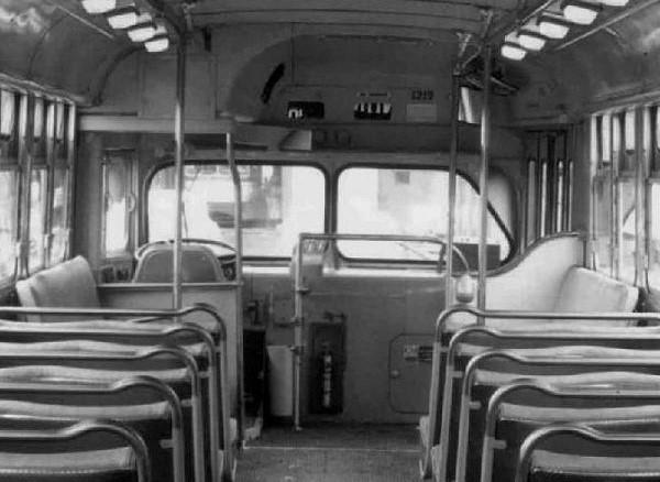 Detroit Transit History Info Gm Quot Old Look Quot Photos 1950 S