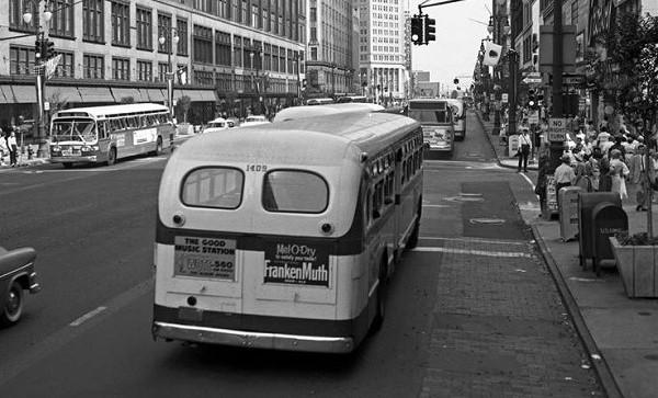 Detroit Transit History Info Gm \