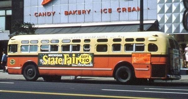 DETROIT TRANSIT HISTORY info: Pre-SEMTA Suburban Buses - Pg 1